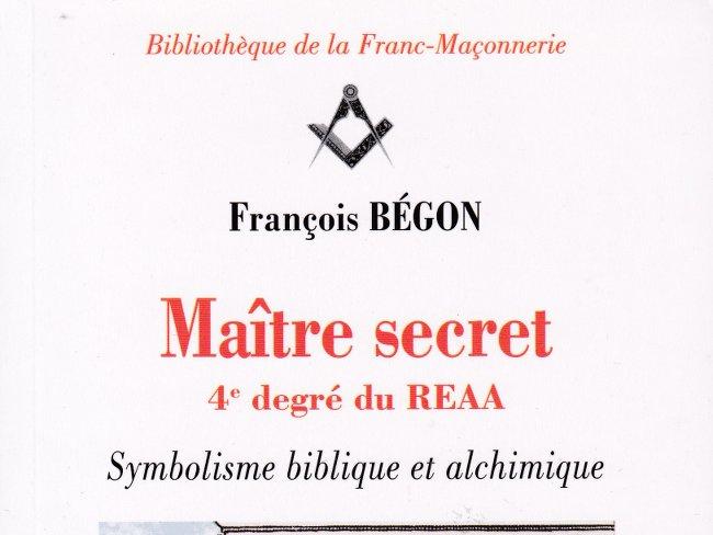 Maitre Secret F Begon