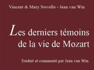 derniers temoins Mozart