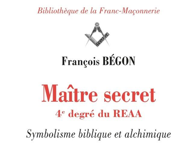 Begon, maitre secret