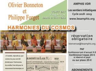 Harmonies du cosmos