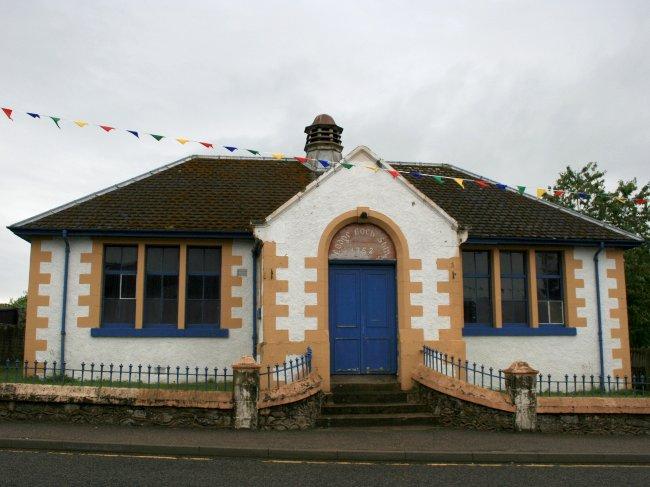 Temple Lairg Ecosse