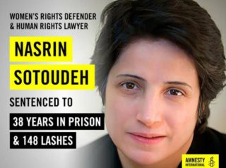 liberez Nasrin Sotoudeh