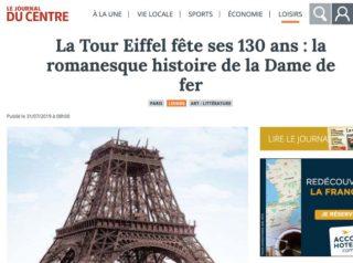 130 ans Tour Eiffel