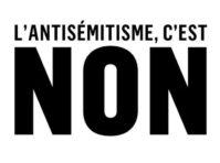 Antisemitisme NON