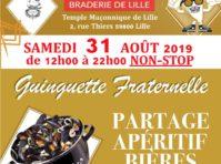 Braderie Lille 2019