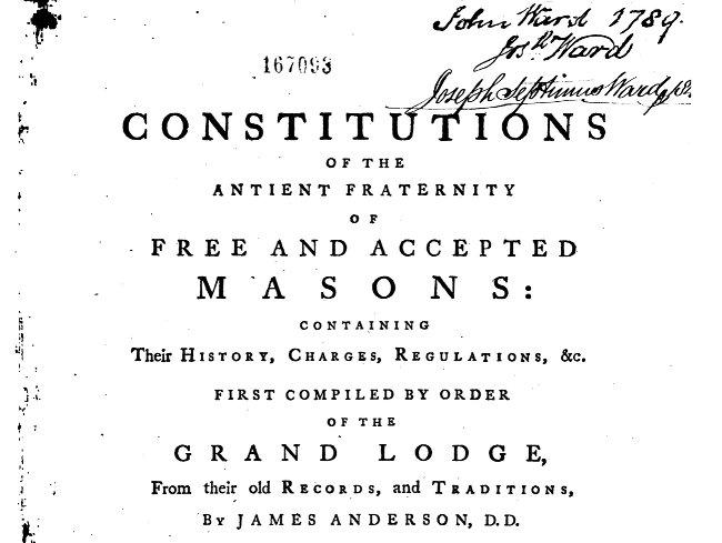Constitutions Noorthouck