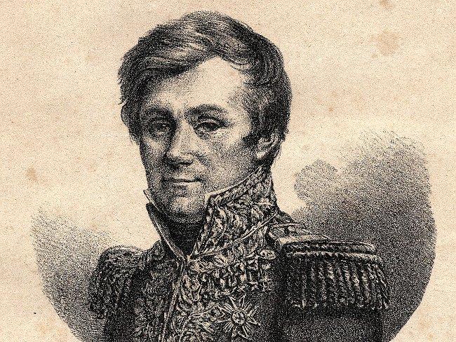 le General Comte Fernig
