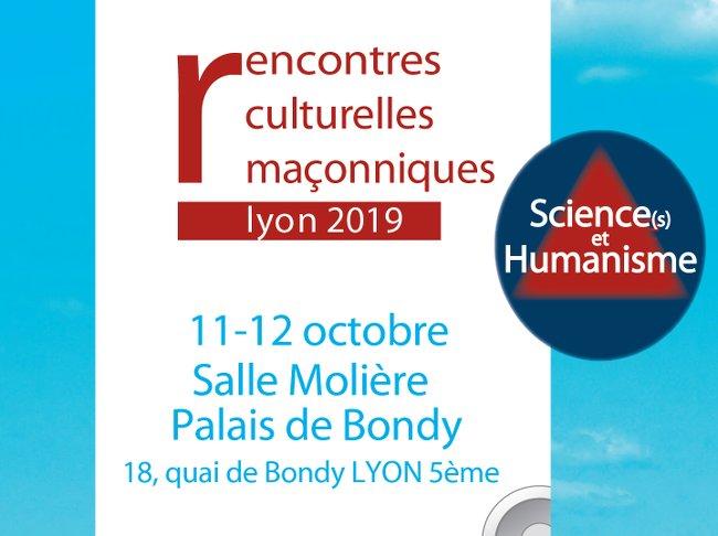 rencontres Lyon 2019