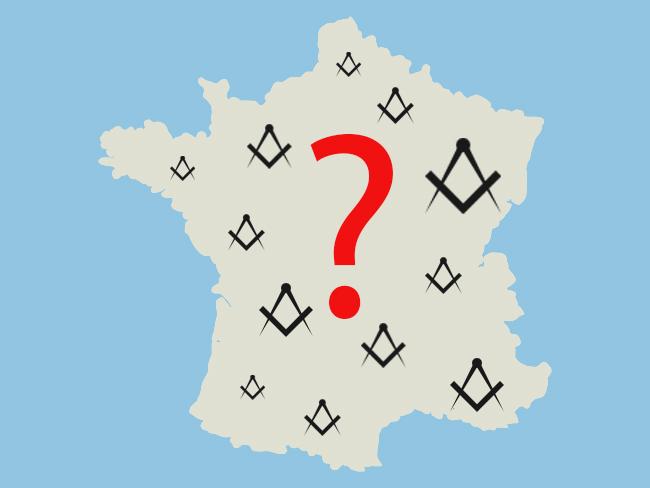 Combien d obediences maconniques en France