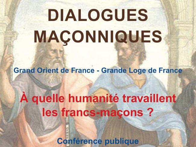 Dialogues maconniques 2019