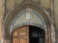 Eglise Mairie AUPS