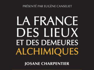 France lieux alchimiques