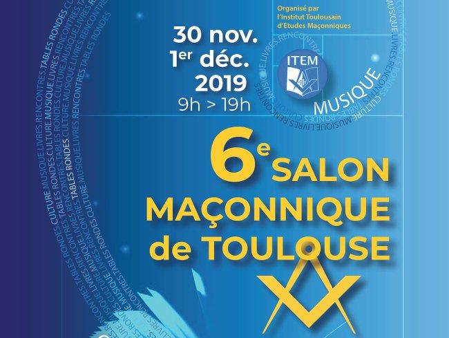 6e Salon Toulouse 2019