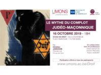 mythe du complot judeo maconnique