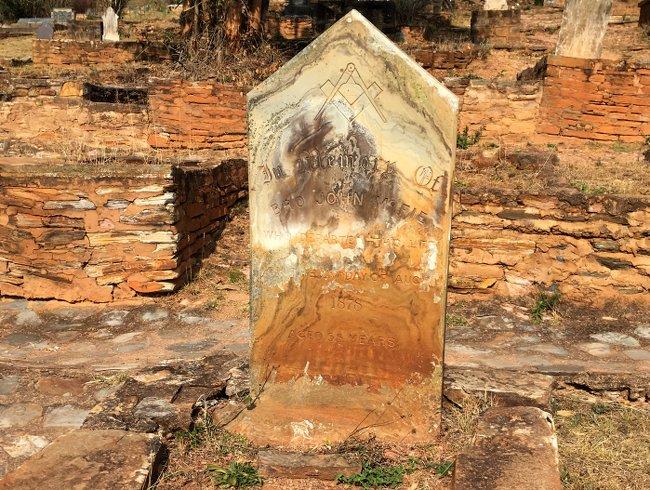 tombe Pilgrim