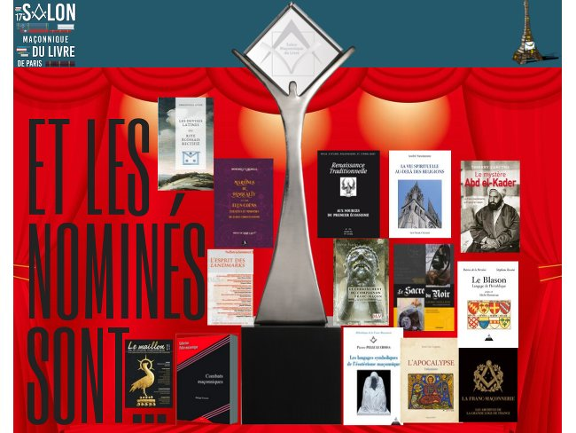 Prix litteraire Salon Paris 2019
